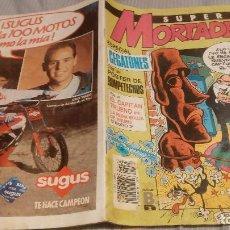Comics : SUPER MORTADELO - Nº 85 - EDICIONES B - AÑO 1991.. Lote 134276514