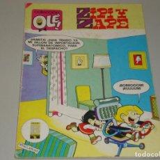 Cómics: COLECCION OLE Nº 181: ZIPI Y ZAPE , CINCO AMIGUETES Y LA PANDA 1ª.EDICION 1989. Lote 134560842