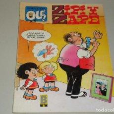 Cómics: COLECCION OLE Nº 353 - Z. 76... DE ZIPI Y ZAPE / EDITORIAL B - AÑO 1989 1ª EDICION. Lote 134560906