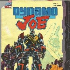 Cómics: DYNAMO JOE FIRST COMICS EDICIONES B Nº 1. Lote 134742754