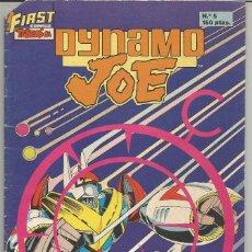 Cómics: DYNAMO JOE FIRST COMICS EDICIONES B Nº 5. Lote 134742866