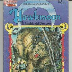 Cómics: HAWKMOON FIRST COMICS EDICIONES B Nº 7. Lote 134743134