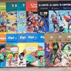 Cómics: LOTE DE 21 TEBEOS (EDICIONES B, 2003). TBO, ROMPETECHOS, SÚPER LÓPEZ, ZIPI Y ZAPE, CAPITÁN TRUENO,... Lote 134768730