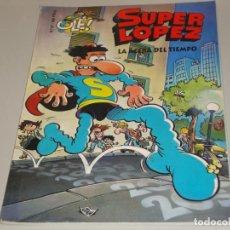 Comics : SUPER LOPEZ Nº 27 LA ACERA DEL TIEMPO. Lote 134877630