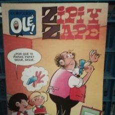 Cómics: ZIPI Y ZAPE COLECCION OLE 353-Z.76 EDICIONES B. Lote 135016390