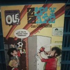 Cómics: ZIPI Y ZAPE COLECCION OLE 196-Z.64 EDICIONES B. Lote 135016642