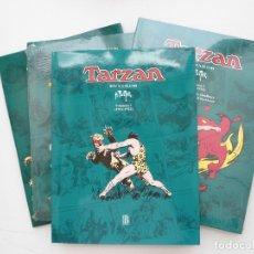 Cómics: TARZAN EN COLOR - HAL FOSTER - EDICIONES B 1994 - 4 TOMOS OBRA COMPLETA - EXCELENTE ESTADO. Lote 134448874