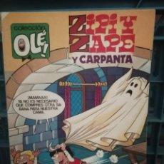 Cómics: ZIPI Y ZAPE COLECCION OLE 292-Z23 EDICIONES B. Lote 135051334