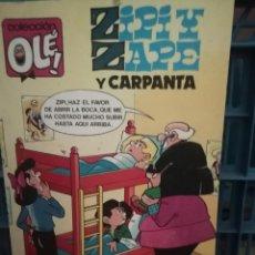 Cómics: ZIPI Y ZAPE COLECCION OLE 255-Z14 EDICIONES B. Lote 135051490