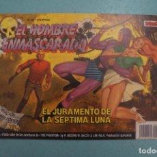 Comics : CÓMIC DE EL HOMBRE ENMASCARADO AÑO 1988 Nº 56 EDICIÓN HISTÓRICA DE EDICIONES B,S.A LOTE 27 B. Lote 135310026