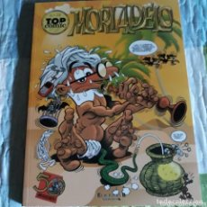 Cómics: COMIC MORTADELO TOP COMICS Nº28. Lote 135311530