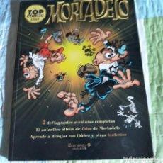 Cómics: COMIC MORTADELO TOP COMICS Nº1. Lote 135312026