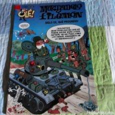 Cómics: COMIC MORTADELO Y FILEMON SIGLO XX QUE PROGRESO. Lote 135312790