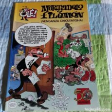 Cómics: COMIC MORTADELO Y FILEMON VENGANZA CINCUENTONA. Lote 135313026