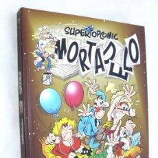 Cómics: SUPERTOPCOMIC MORTADELO Y FILEMON N7 1º EDICION AÑO 2007. Lote 135314454