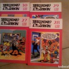 Cómics: LOTE DE COMICS DE MORTADELO Y FILEMON EDICION 2006 TAPA BLANDA. Lote 135362546