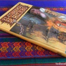 Cómics: EL CORSARIO DE HIERRO TOMO TOMOS 1 Y 6 EDICIÓN HISTÓRICA. EDICIONES B AÑOS 90. TAPA DURA. RAROS.. Lote 135385874