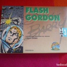 Cómics: FLASH GORDON TOMO 3 1951-1953 ( DAN BARRY ) ¡MUY BUEN ESTADO! EDICIONES B TAPA DURA. Lote 135399378