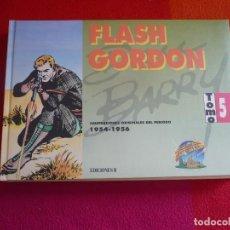 Cómics: FLASH GORDON TOMO 5 1954-1956 ( DAN BARRY ) ¡MUY BUEN ESTADO! EDICIONES B TAPA DURA. Lote 135399666