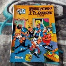 Cómics: MORTADELO Y FILEMÓN - EL ASCENSO - Nº88 - 4ª EDICIÓN 2008. Lote 136191566
