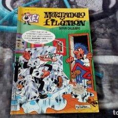 Cómics: MORTADELO Y FILEMÓN - SAFARI CALLEJERO - Nº98 - 3ª EDICIÓN 2004. Lote 136191738