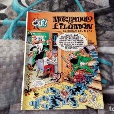 Cómics: MORTADELO Y FILEMÓN - EL OSCAR DEL MORO - Nº145 - 3ª EDICIÓN 2006. Lote 136270610
