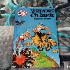 Cómics: MORTADELO Y FILEMÓN - OPERACIÓN ¡BOMBA! - Nº75 - 4ª EDICIÓN 2003. Lote 136270766