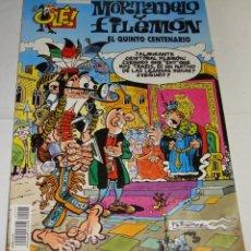 Cómics: MORTADELO Y FILEMÓN Nº 47. EL QUINTO CENTENARIO. COLECCIÓN OLÉ.. Lote 136403162