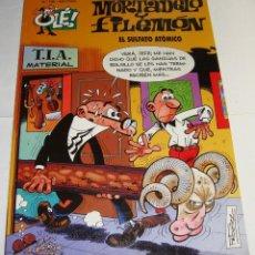 Cómics: MORTADELO Y FILEMÓN Nº 100. EL SULFATO ATÓMICO. COLECCIÓN OLÉ.. Lote 136403274