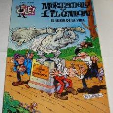 Cómics: MORTADELO Y FILEMÓN Nº 67. EL ELIXIR DE LA VIDA. COLECCIÓN OLÉ.. Lote 136403422