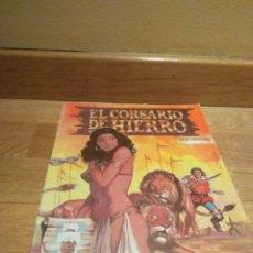 Cómics: EL CORSARIO DE HIERRO EL CIRCO BAMBADABUM 10. Lote 136419032