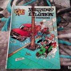 Cómics: MORTADELO Y FILEMÓN - LOS SECUESTRADORES - Nº59 - 4ª EDICIÓN 2005. Lote 136421394