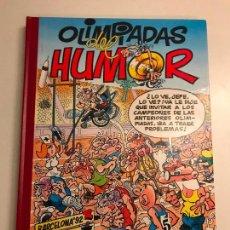 Cómics: SUPER HUMOR MORTADELO Y FILEMON Nº 2 OLIMPIADAS. EDICIONES B 1ª EDICION 1993. Lote 136430462