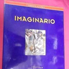 Cómics: IMAGINARIO. LOS LIBROS DE CO&CO. Nº 1. HORACIO ALTUNA. EDICIONES B. 1993. 1ª EDICION.. Lote 136683842
