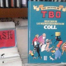 Comics : LOS ARCHIVOS DE TBO. Nº 7. SELECCION DE LAS MEJORES HISTORIAS DE COLL. EDICIONES B. . Lote 136702294