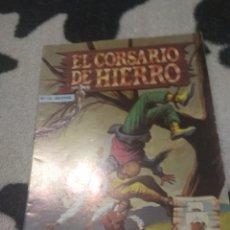 Cómics: EL CORSARIO DE HIERRO EL BOYARDO TAMAROFF 13. Lote 136758616