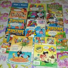 Cómics: LOTE 13 COMIC/TEBEOS DE ZIPI Y ZAPE. Lote 137156942