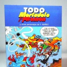 Cómics: TODO MORTADELO Y FILEMÓN, Nº 25 (EDICIÓN DE 2005), DE FRANCISCO IBÁÑEZ, EDICIONES B.. Lote 137244822