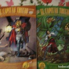 Cómics: EL CAPITAN TRUENO FANS EXTRA Nº : 6 Y 14. Lote 137252542