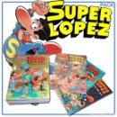 Cómics: PACK SUPERLÓPEZ. 11 CÓMICS - JAN DESCATALOGADO!!! OFERTA!!!. Lote 137303858
