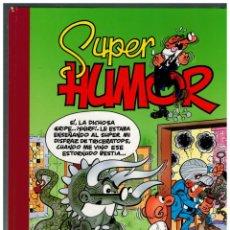Cómics: SUPER HUMOR MORTADELO Nº 50. 1ª EDICIÓN.. Lote 137339830