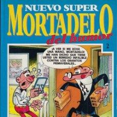 Cómics: NUEVO SUPER MORTADELO DEL HUMOR - TOMO Nº 2 EDICIONES B. Lote 137347258