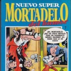 Cómics: NUEVO SUPER MORTADELO DEL HUMOR - TOMO Nº 7 EDICIONES B. Lote 137347554