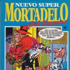 Cómics: NUEVO SUPER MORTADELO DEL HUMOR - TOMO Nº 10 EDICIONES B. Lote 137347710