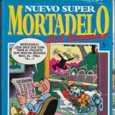Cómics: NUEVO SUPER MORTADELO DEL HUMOR - TOMO Nº 5 EDICIONES B. Lote 137347958