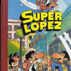 Cómics: COLECCION SUPER HUMOR - SUPER LOPEZ TOMO TAPA DURA Nº 1 - EDICIONES B. Lote 137348978