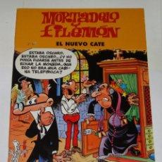 Cómics: MORTADELO Y FILEMÓN Nº 80. EL NUEVO CATE.. Lote 137503714