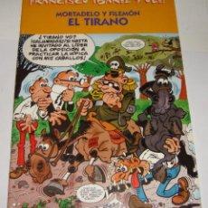 Cómics: MORTADELO Y FILEMÓN. EL TIRANO. FRANCISCO IBAÑEZ Y OLÉ!. Lote 137504850