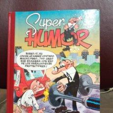 Cómics: SUPER HUMOR Nº 16 -TAPA DURA- VER CONTENIDOS EN DESCRIPCIÓN. Lote 137652434