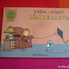 Cómics: CALVIN Y HOBBES Nº 14 DIAS DE LLUVIA ( BILL WATTERSON ) ¡BUEN ESTADO! EDICIONES B . Lote 137794398